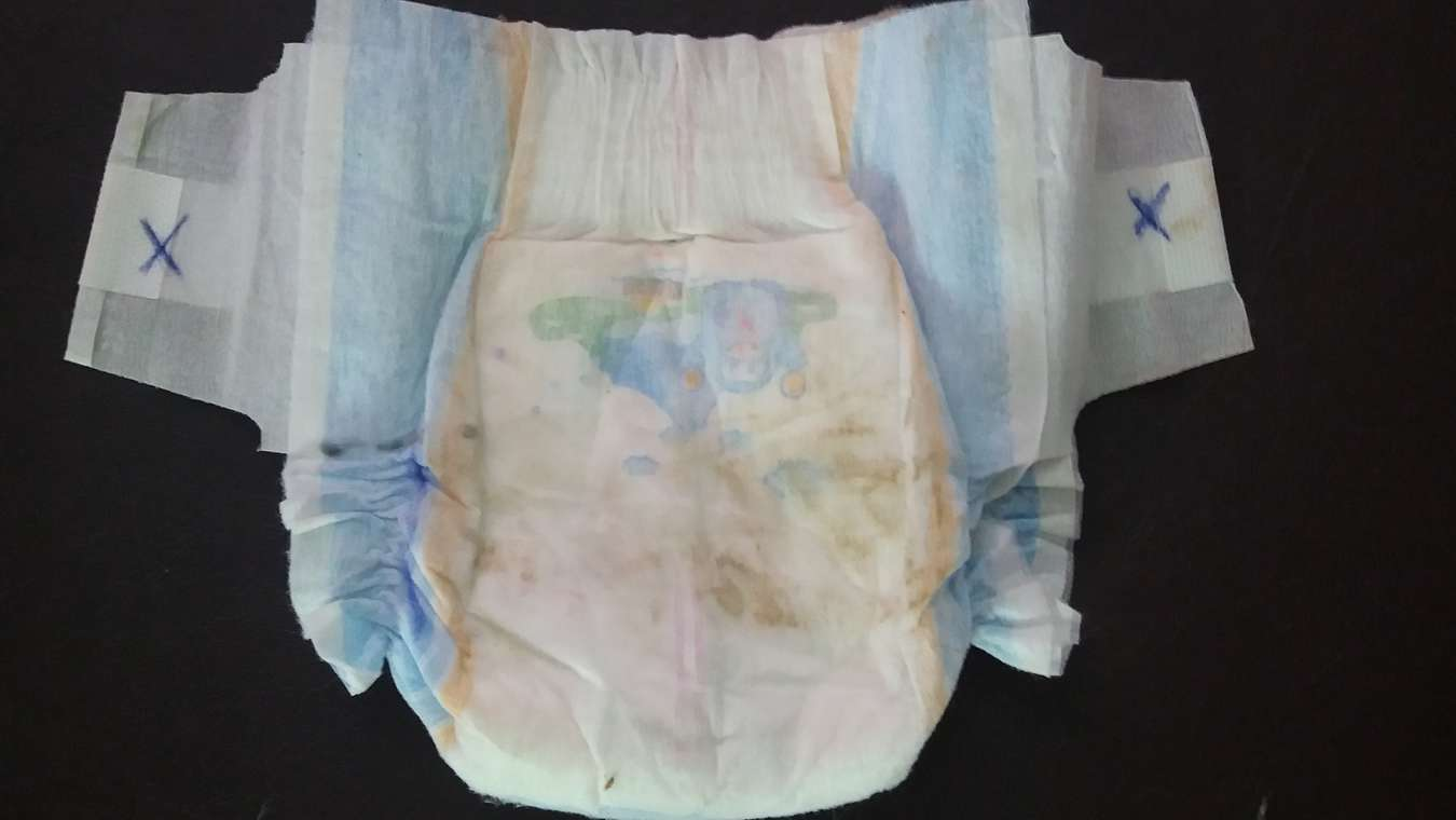 Man To Make His Own Face Mask Out Of Baby Diaper   The Spoof