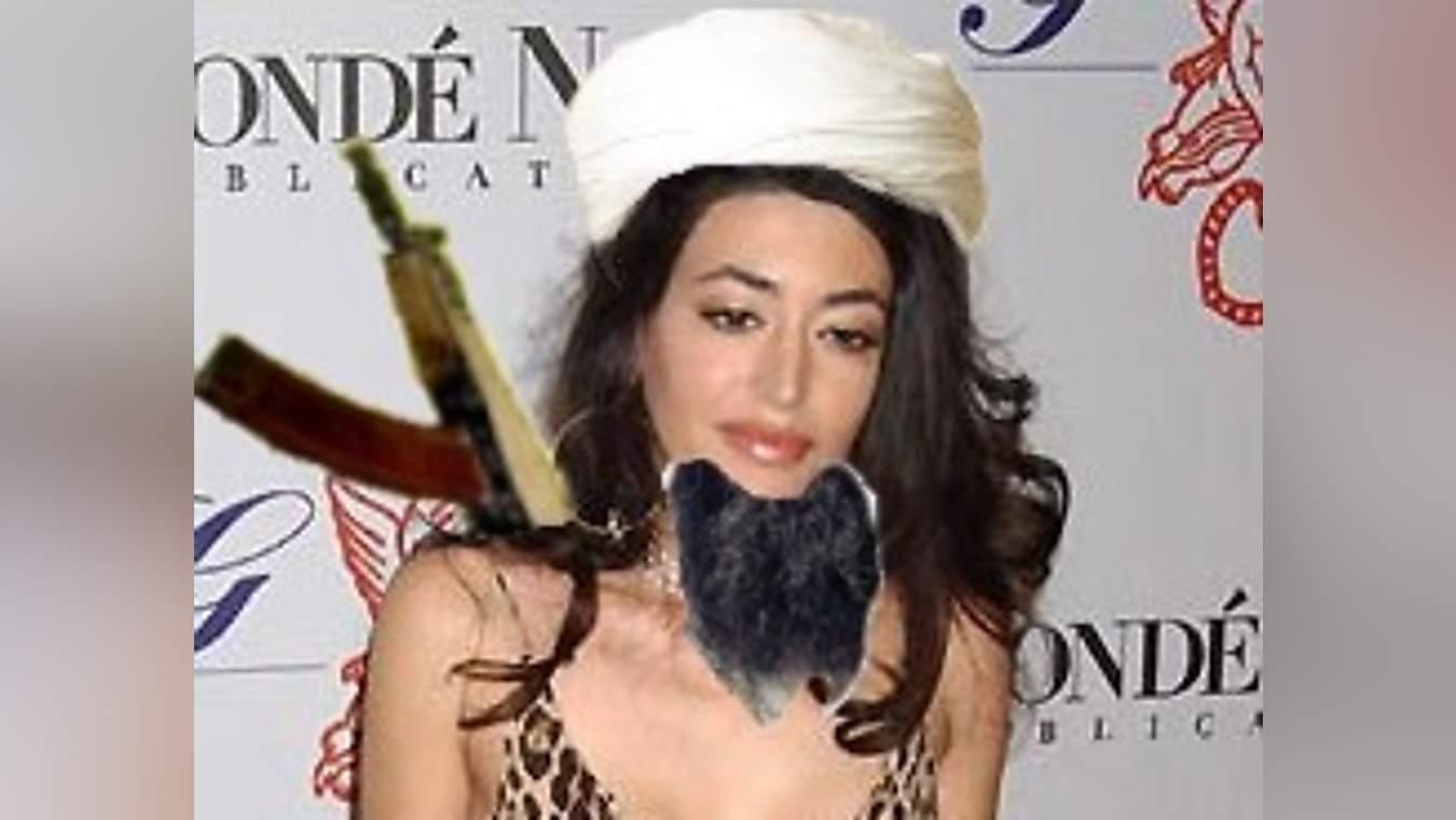 Osama bin ladens niece porno