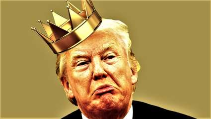 Funny story - Trump Says He Will Do Away With The Presidential Election and Just Declare Himself King