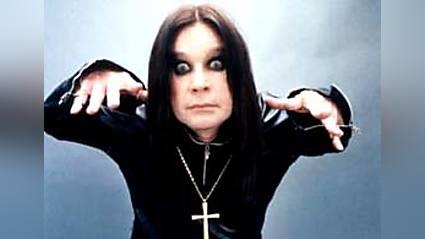 Funny story - Ozzy Osbourne - Prince of Darkness? Really!