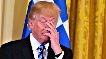 Funny story - President Trump's Personal Physician Reveals That Physically and Mentally Things Are Starting To Look Very, Very Bad For POTUS
