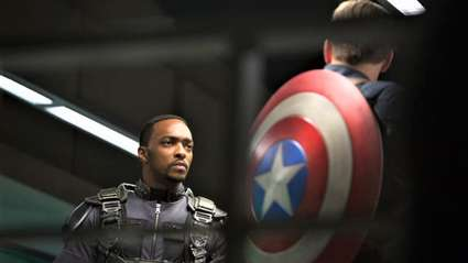 Funny story - Marvel's New Captain America is Black