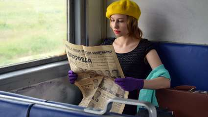 Funny story - Woman Wore Yellow Hat