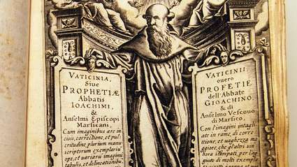 Funny story: Man Not Worried About Coronavirus, As Nostradamus Didn't Predict It