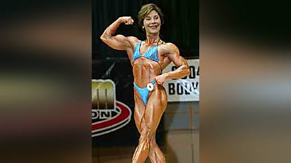 Funny story - First Lady Laura Bush Looking Buff