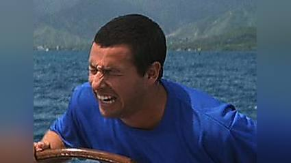 "Funny story - Adam Sandler Found Lost at Sea, Teen Declared ""Savior"""