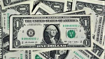 Funny story - The Black Lives Matter Organization Demands That President George Washington Be Removed From The One Dollar Bill