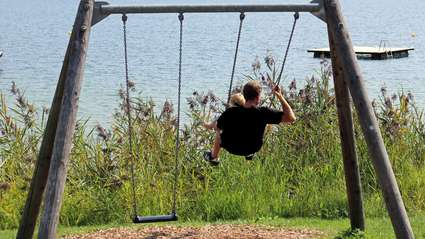 Funny story - Man Went On Playground Swings, And Felt Sick