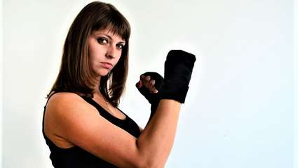 Funny story - A Russian Female Boxer Has Just Won Her 53rd Consecutive Boxing Match