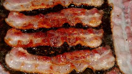 Funny story: Man Oblivious To Bacon Factory Fire After Being Distracted By Nice Smell