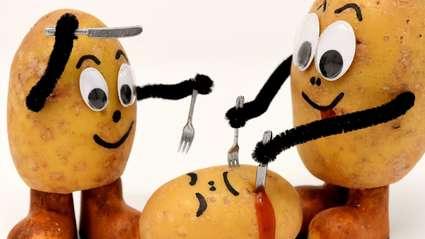 Funny story: 'Vegans taste good. Organic Vegans Taste Better' claim modern Eco-Friendly Cannibals